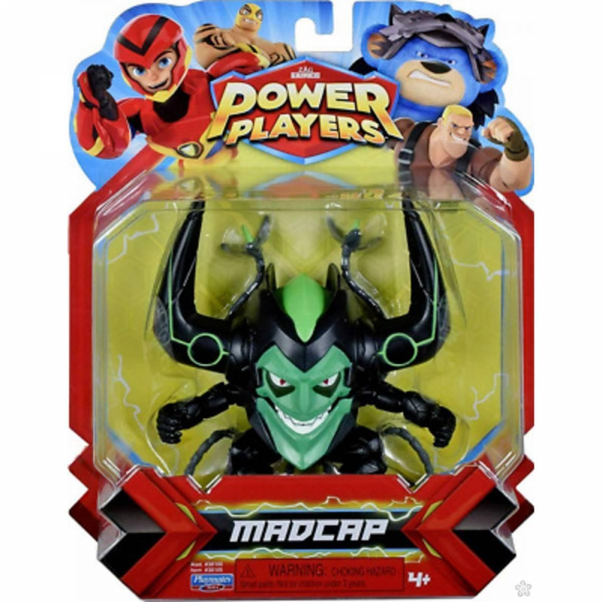 Akciona figrura Power Players Madcap 38155