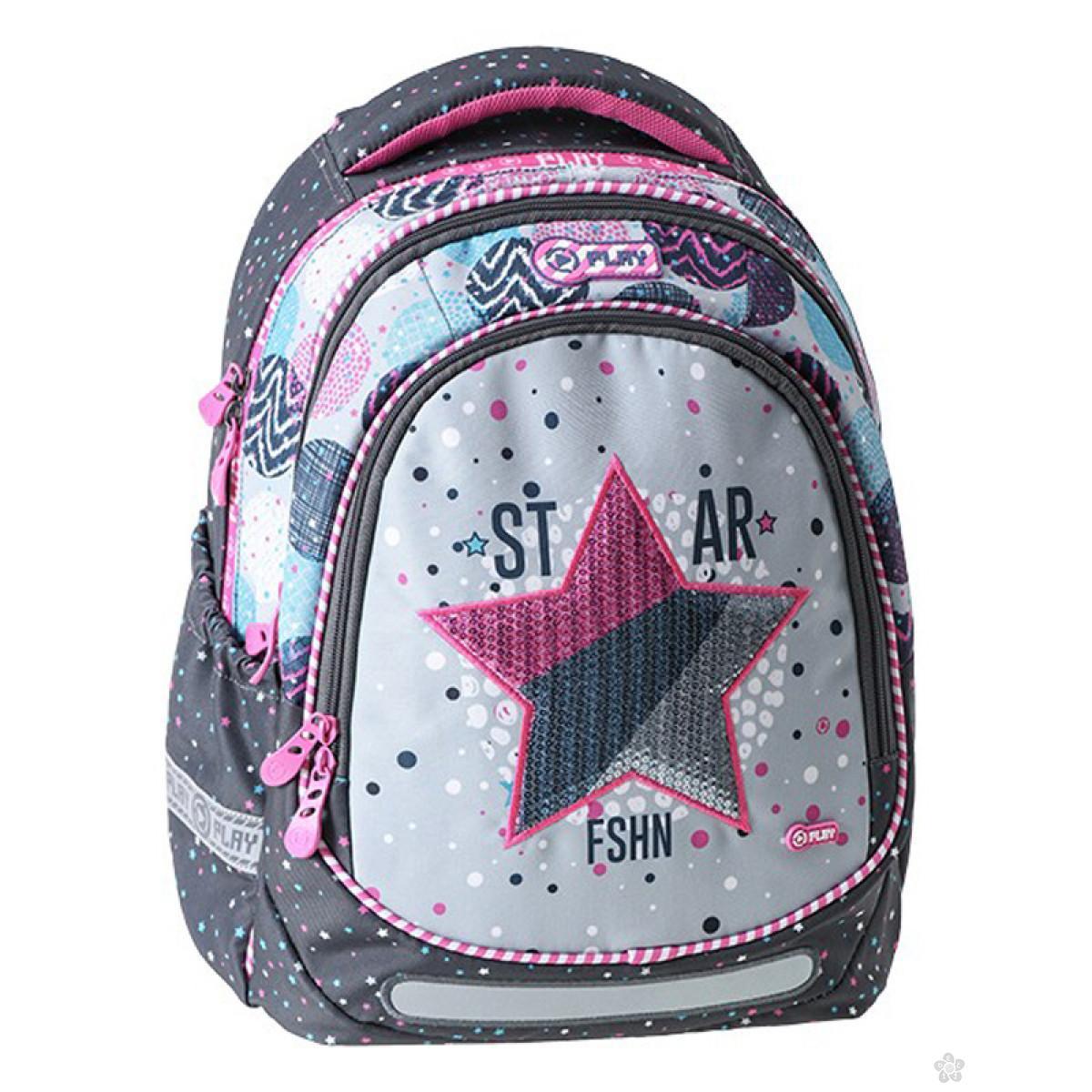 Ranac za školu anatomski Maxx Star Fashion 161625