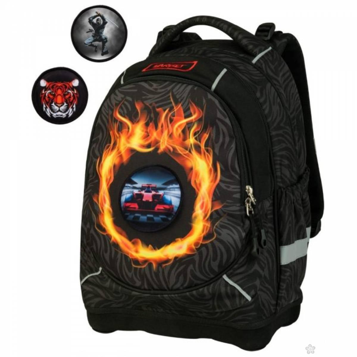 Antomski ranac Superlight Fire 26829