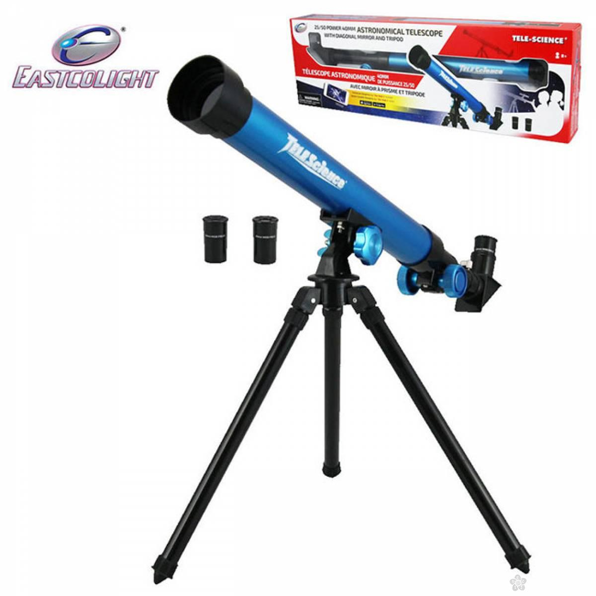 Astronomski teleskop 230217