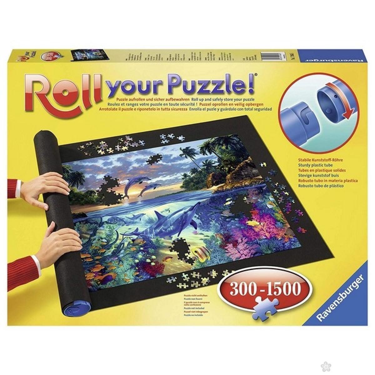 Ravensburger puzzle (slagalice)- Asura za čuvanje RA17956