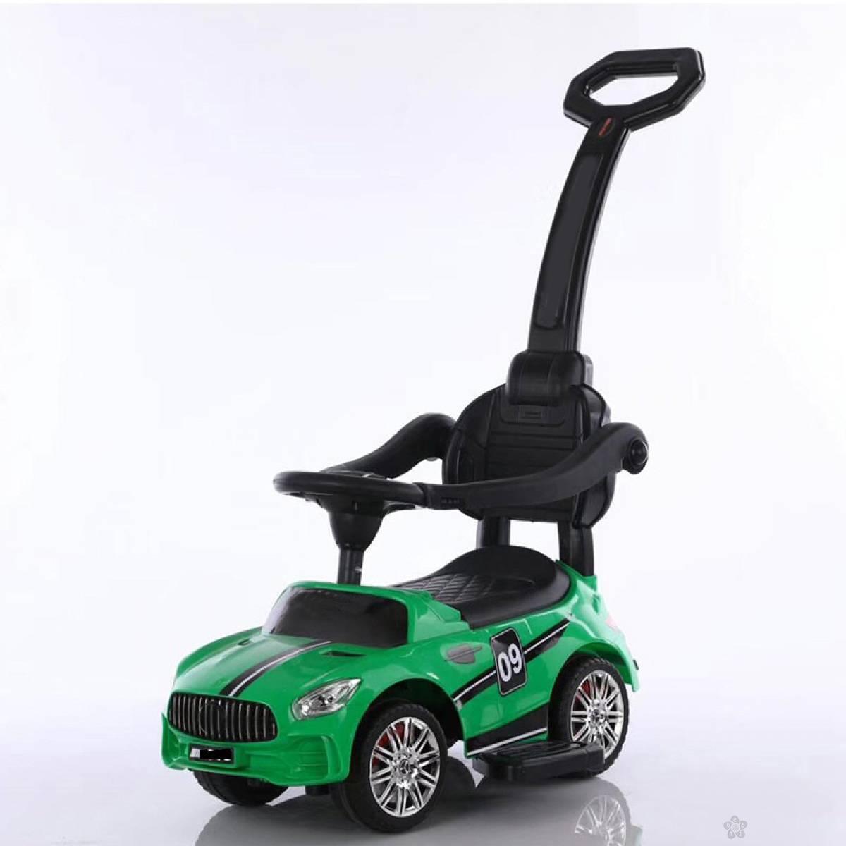 Guralica auto model 459 zelena