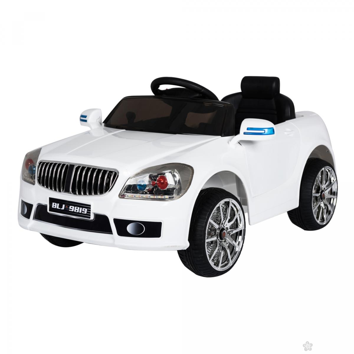 Auto za decu, model 276aris, beli