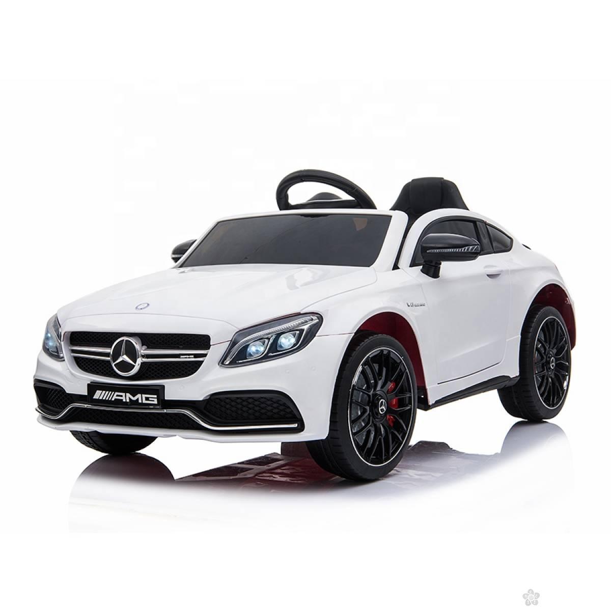 Dečiji auto Mercedes na akumulator model 246, beli