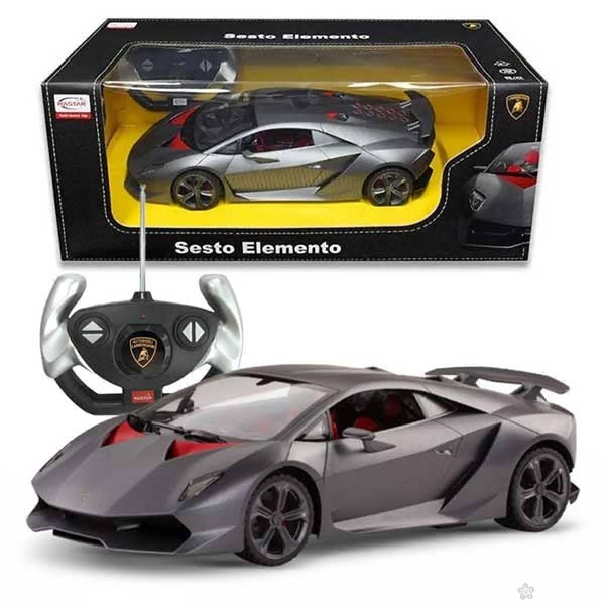 Auto R/C 1:14 Lamborghini Sesto 49200