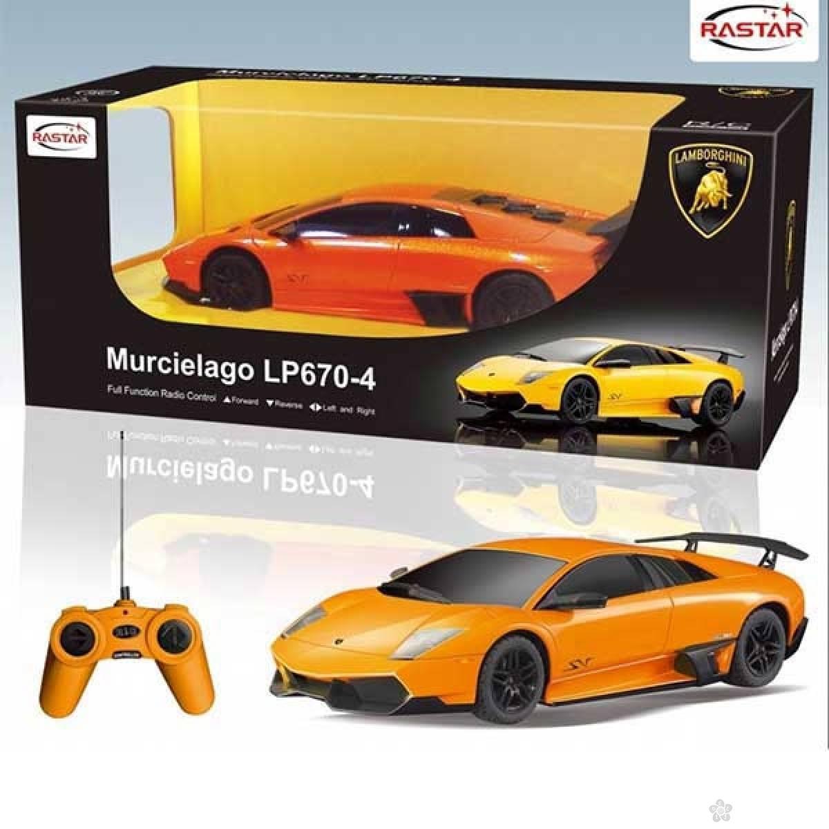 Auto R/C 1:24 Lamborghini Murcielago LP670-4 39000