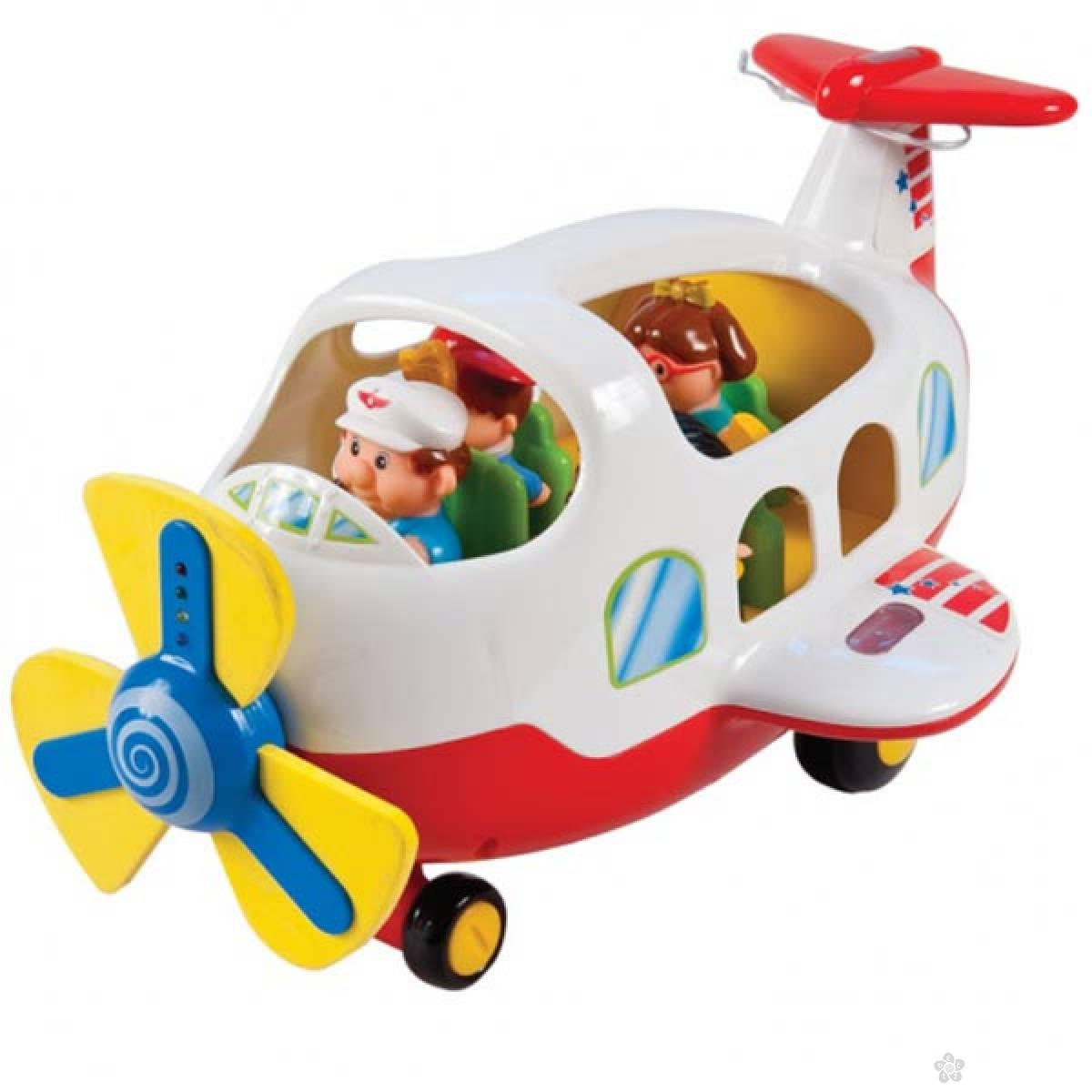 Kiddieland igračka avion 0827