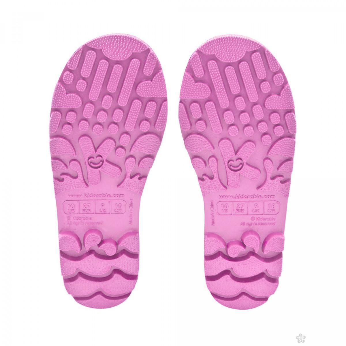 Gumene čizme Balerina
