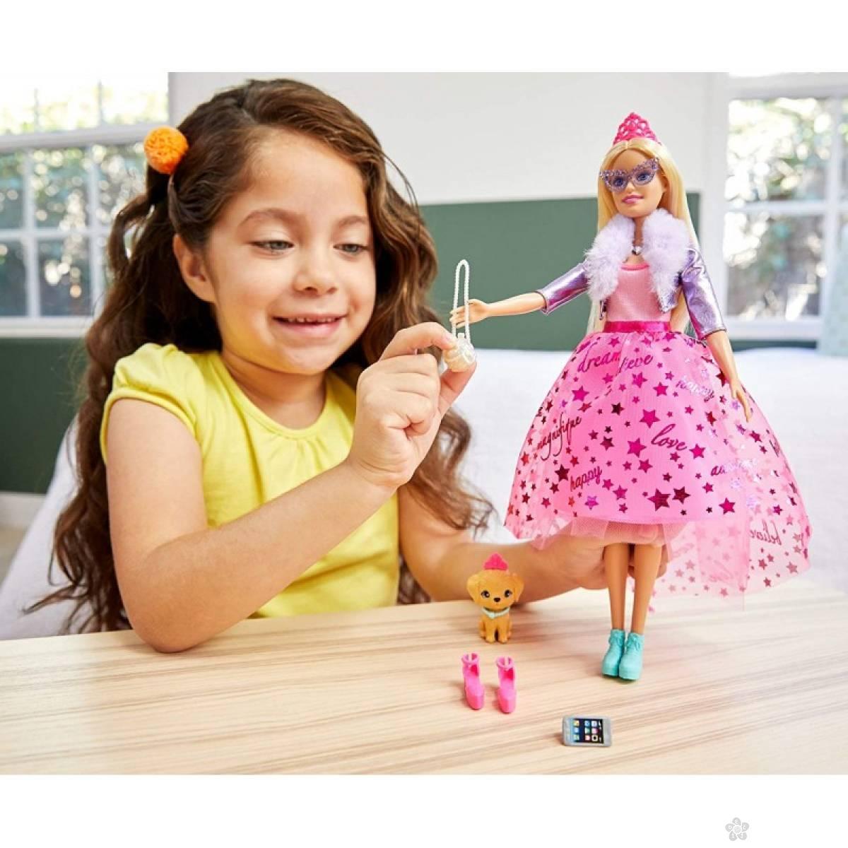 Barbie lutka Adventure Deluxe Princess GML76