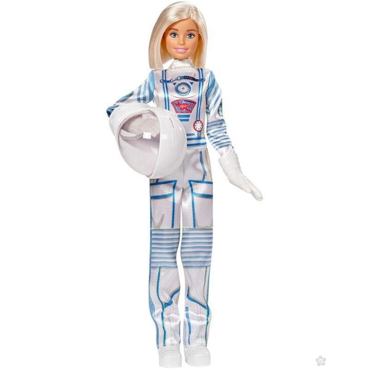 Barbie lutka astronaut GFX24