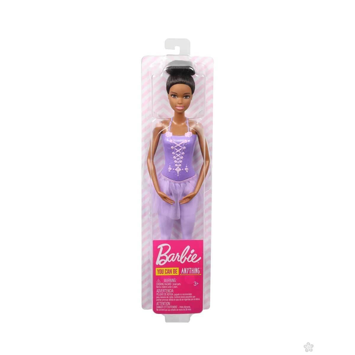 Barbie lutka Balerina GJL58