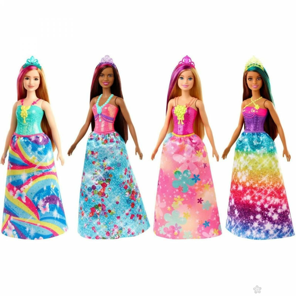 Barbie lutka Dreamtopia princeza GJK12