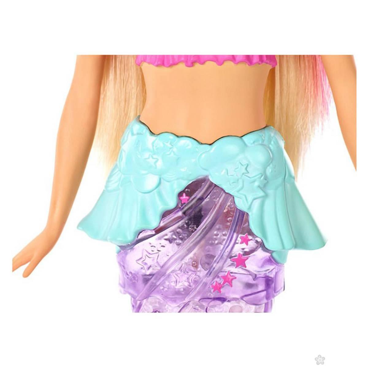 Barbie lutka Dreamtopia svetleća sirena MAGFL82