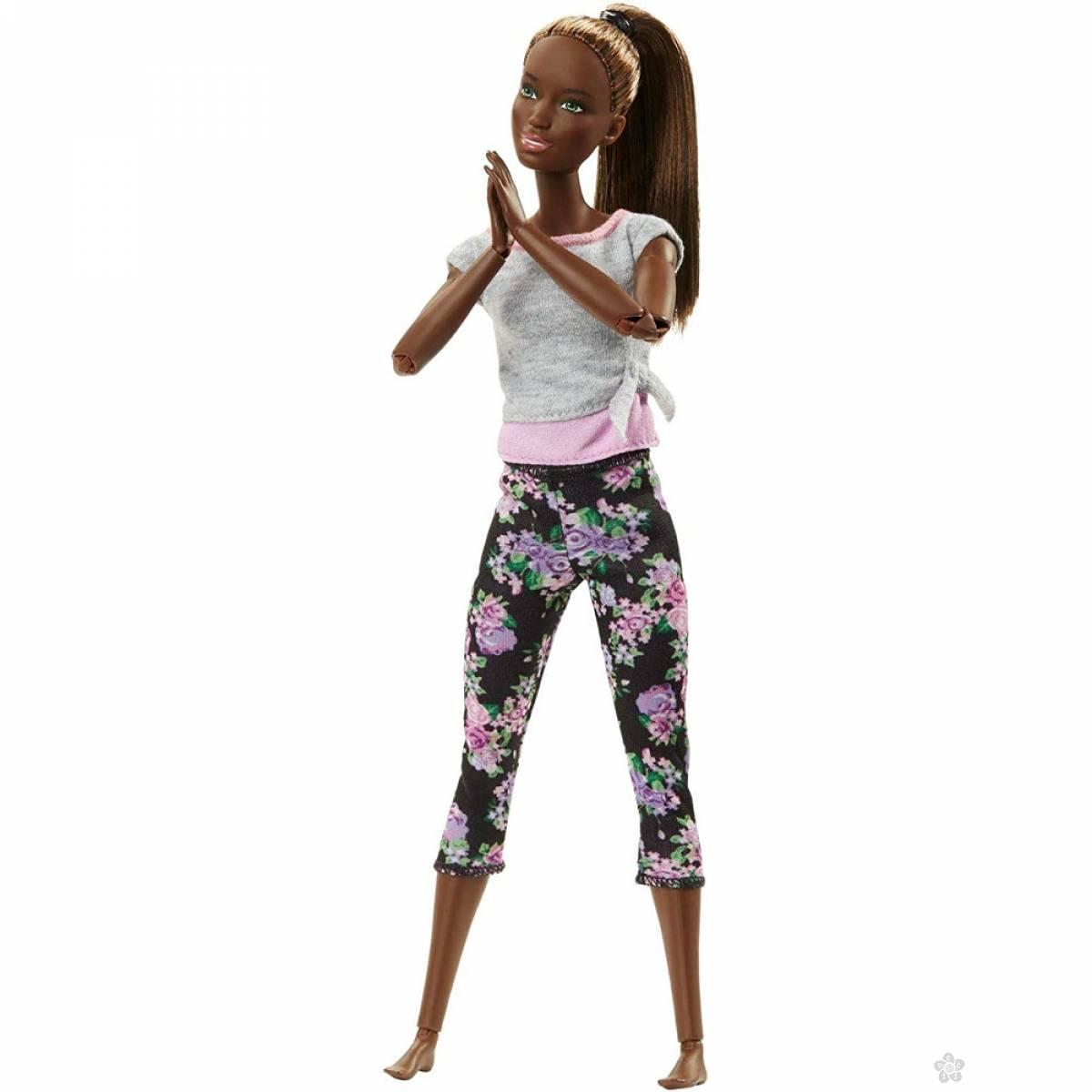 Barbie lutka Fitness i Joga instruktor MAFTG80