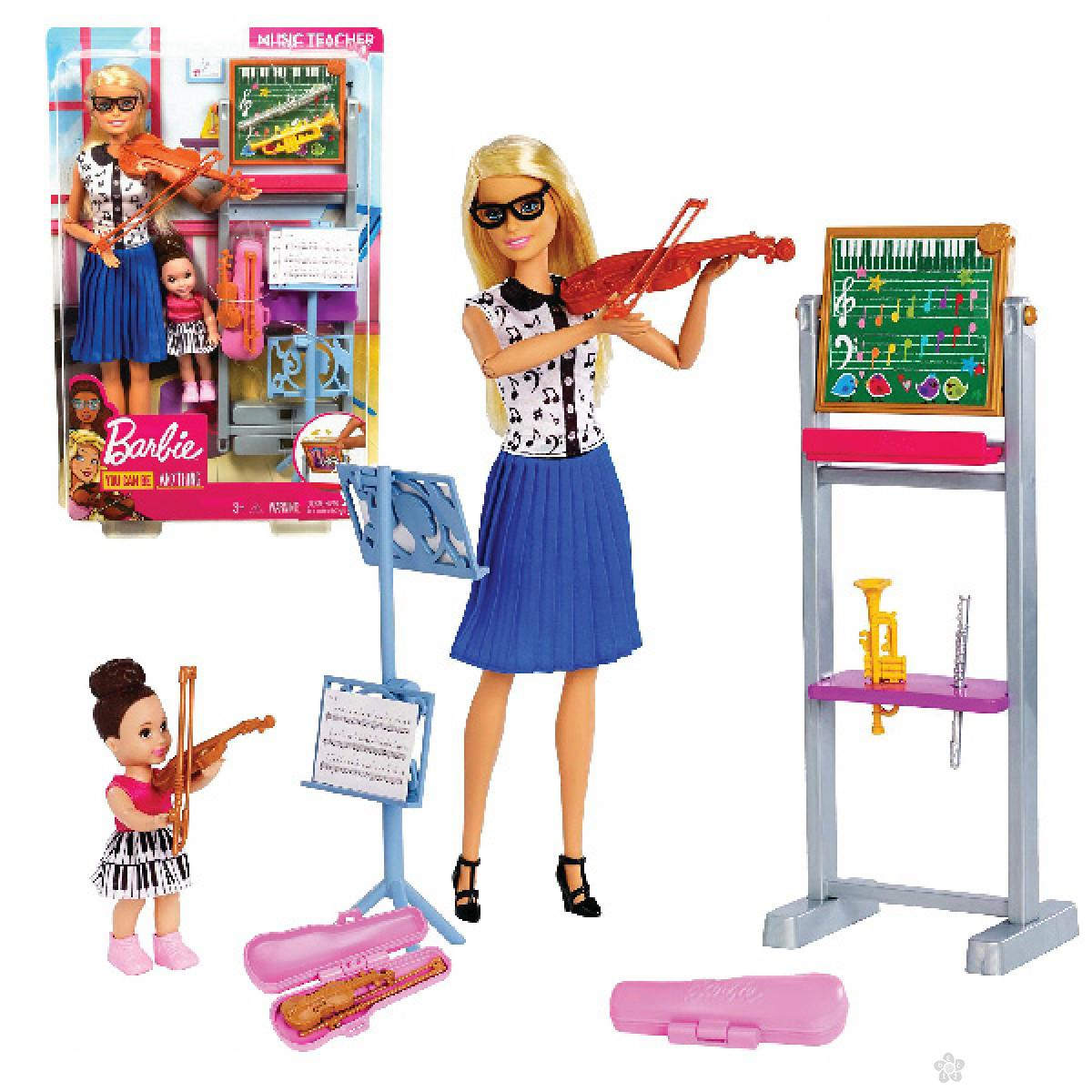 Barbie sa violinom  FXP18