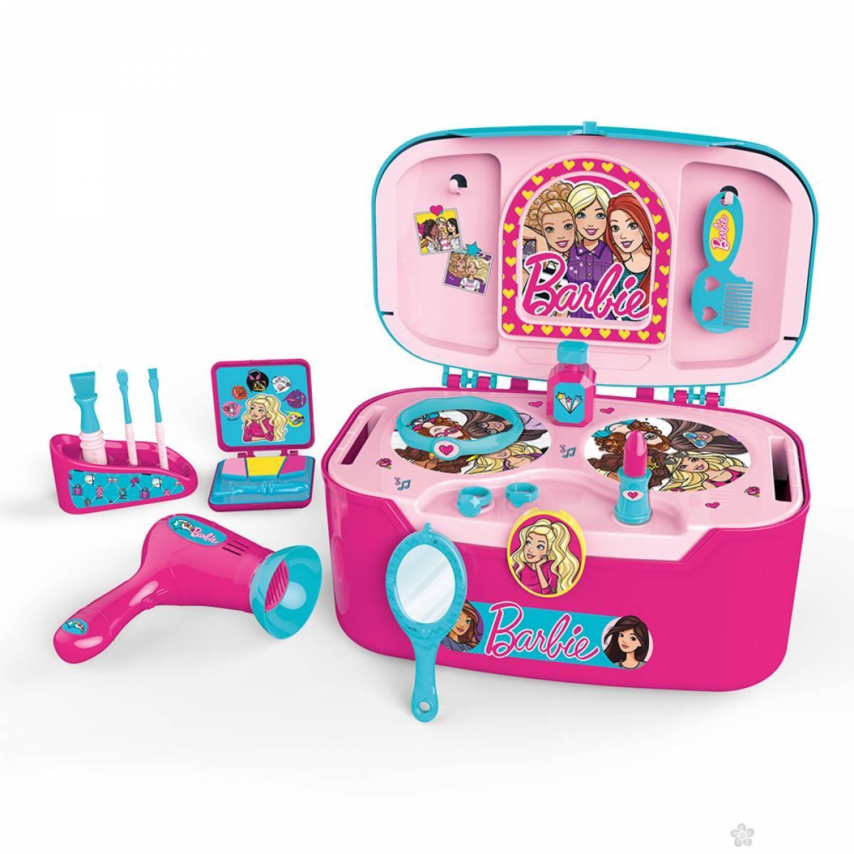 Barbie Salon Lepote Kofer 24547