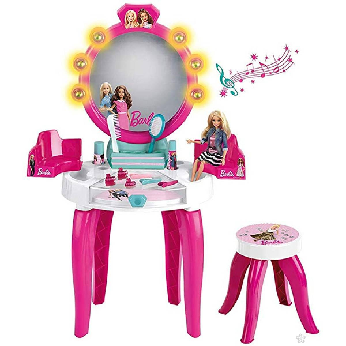 Barbie salon lepote sa dodacima Klein KL5328