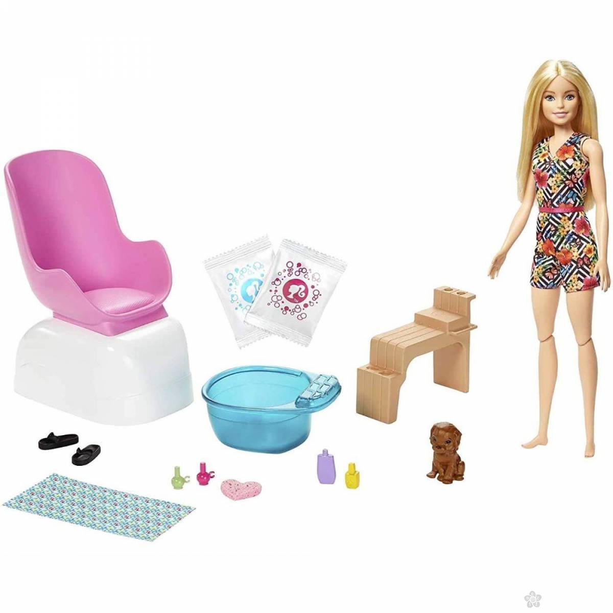Barbie spa pedikir set GHN07