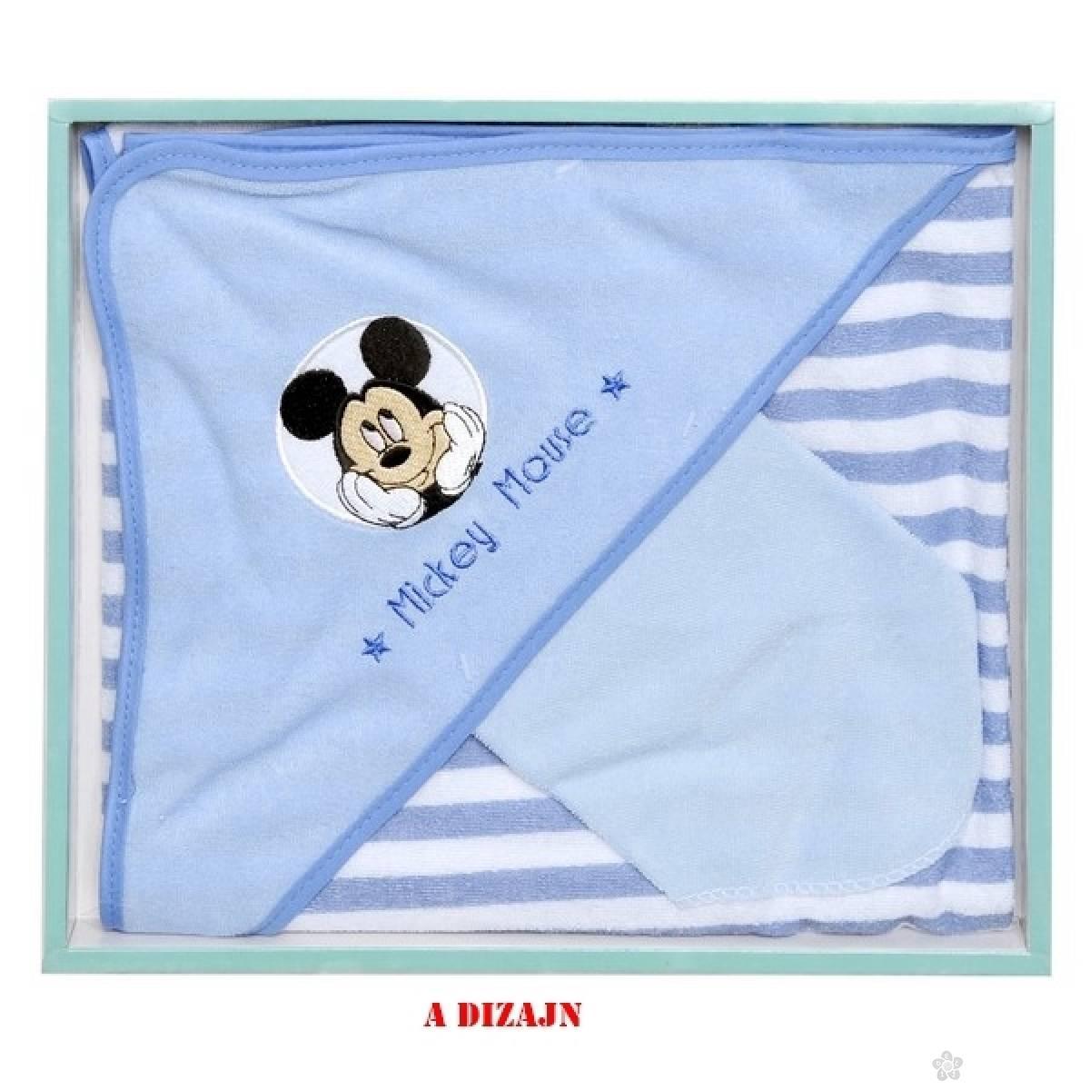 Bebi peškir Mickey D09301-01