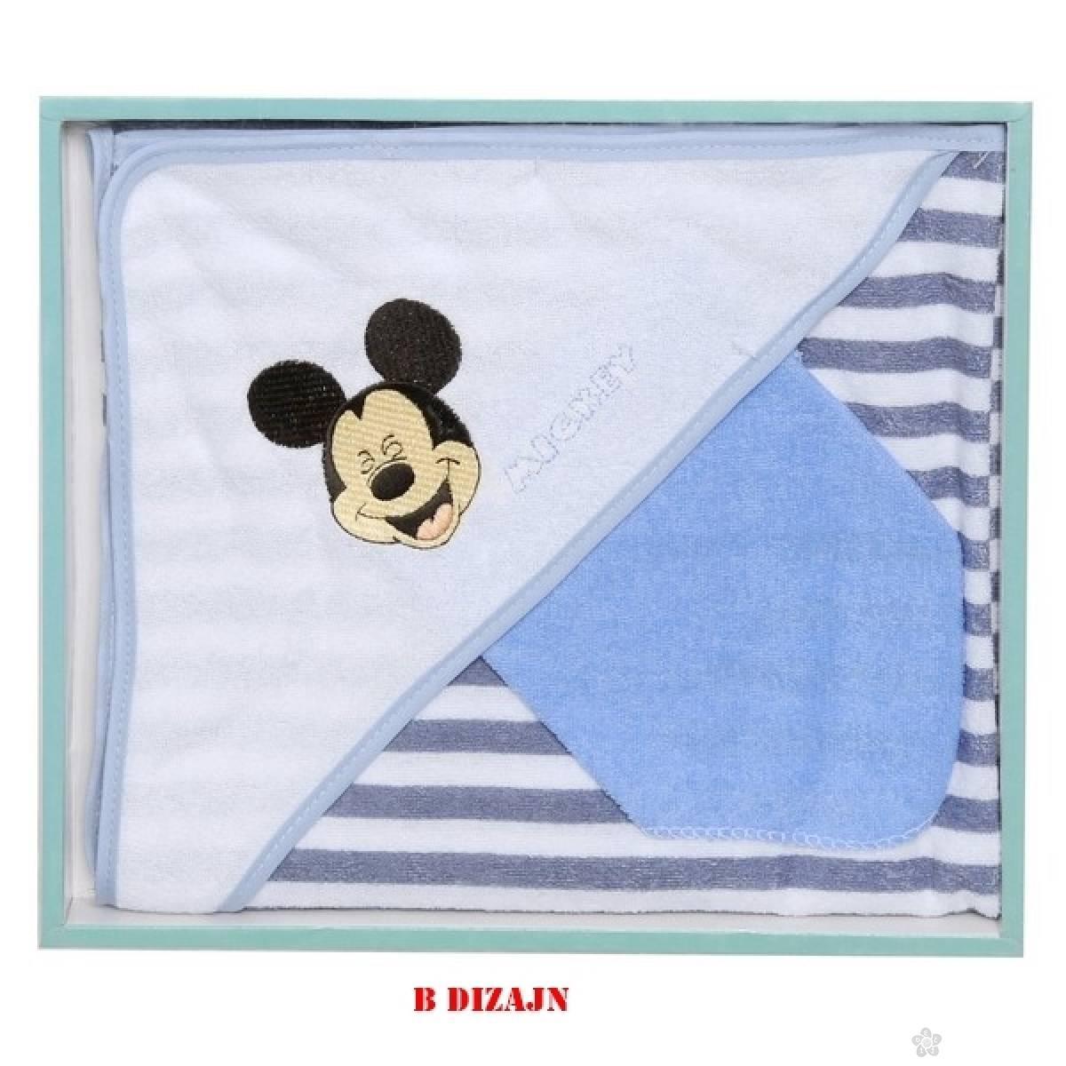Bebi peškir Mickey D09301-02