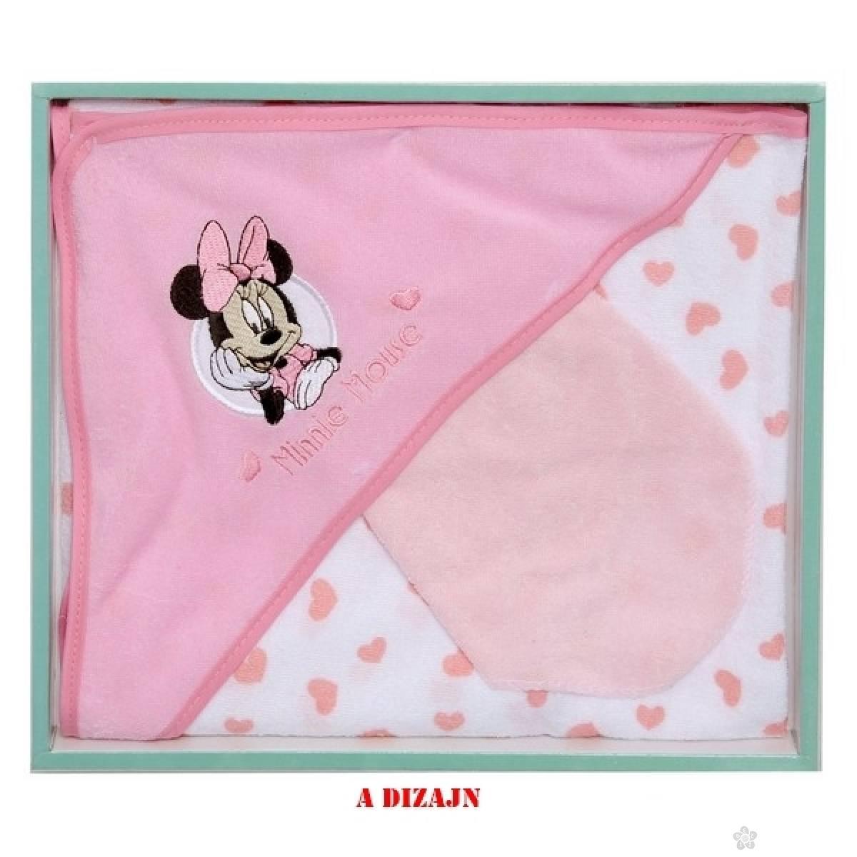 Bebi peškir Minnie D09351-01