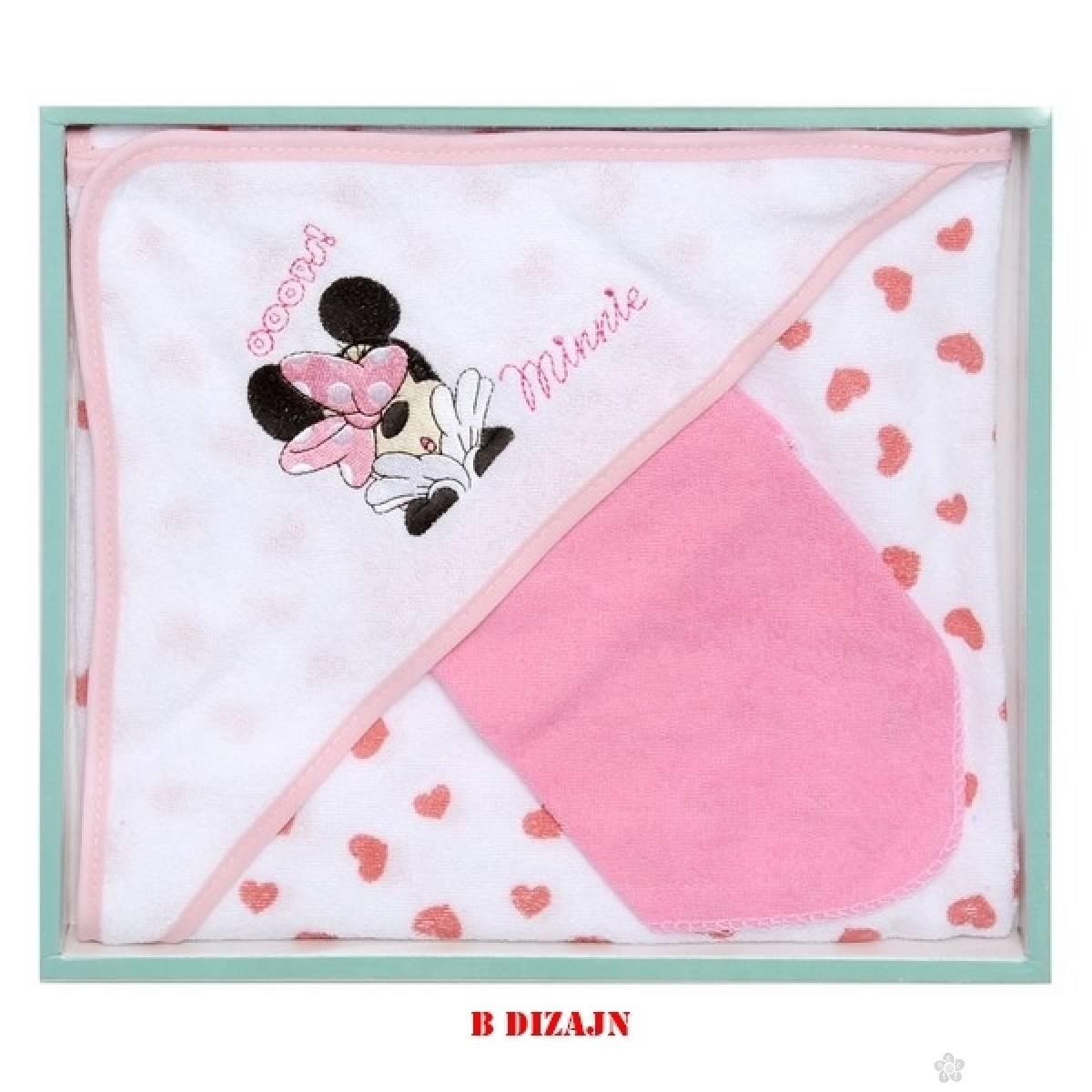 Bebi peškir Minnie D09351-02