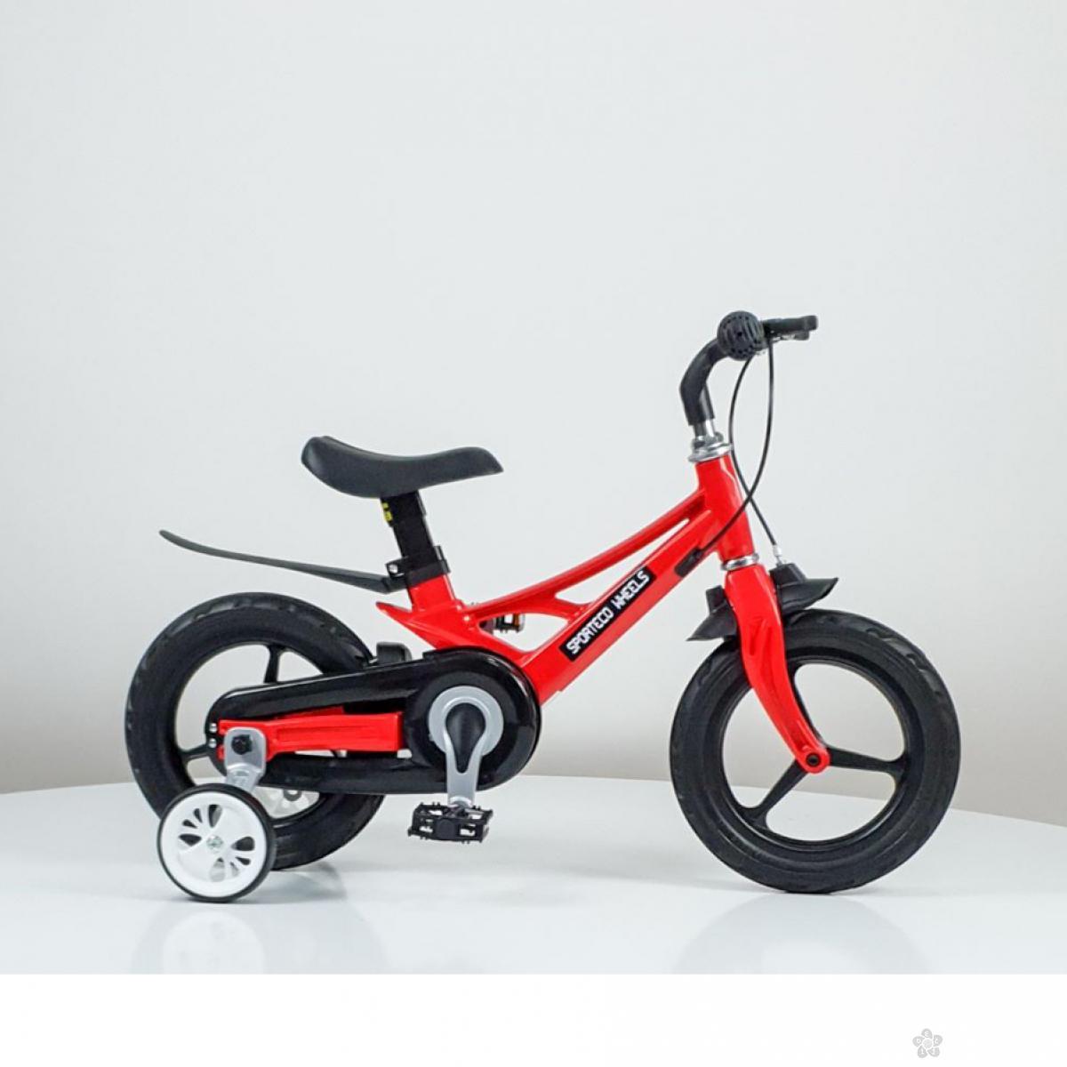 Bicikl Sporteco model 717-12 crveni