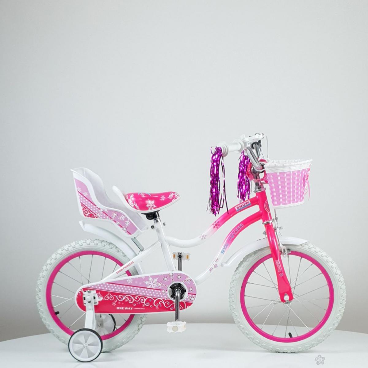Dečiji bicikl Snow Princess model 716-16 pink