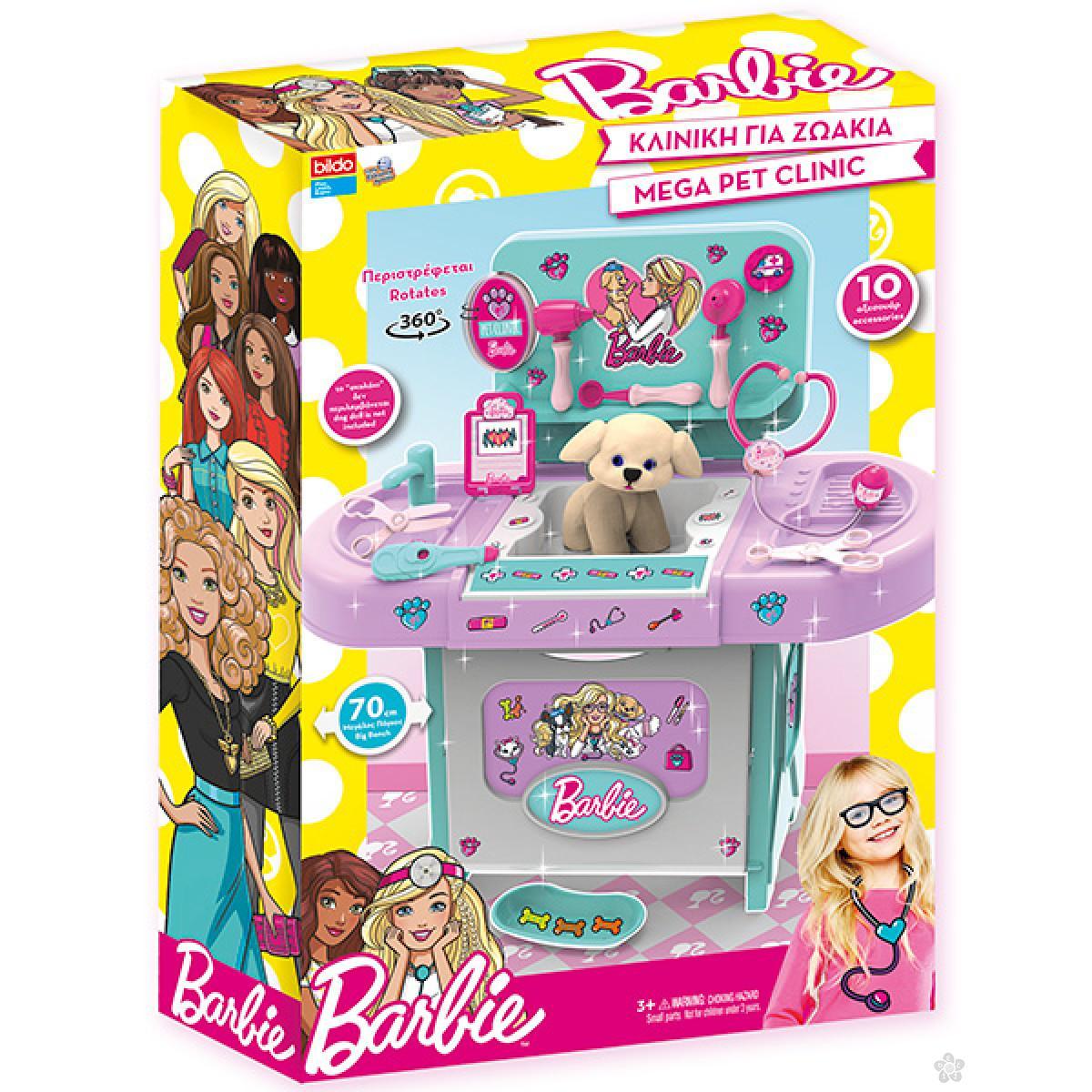 Bildo Barbie Pet Klinika  2183