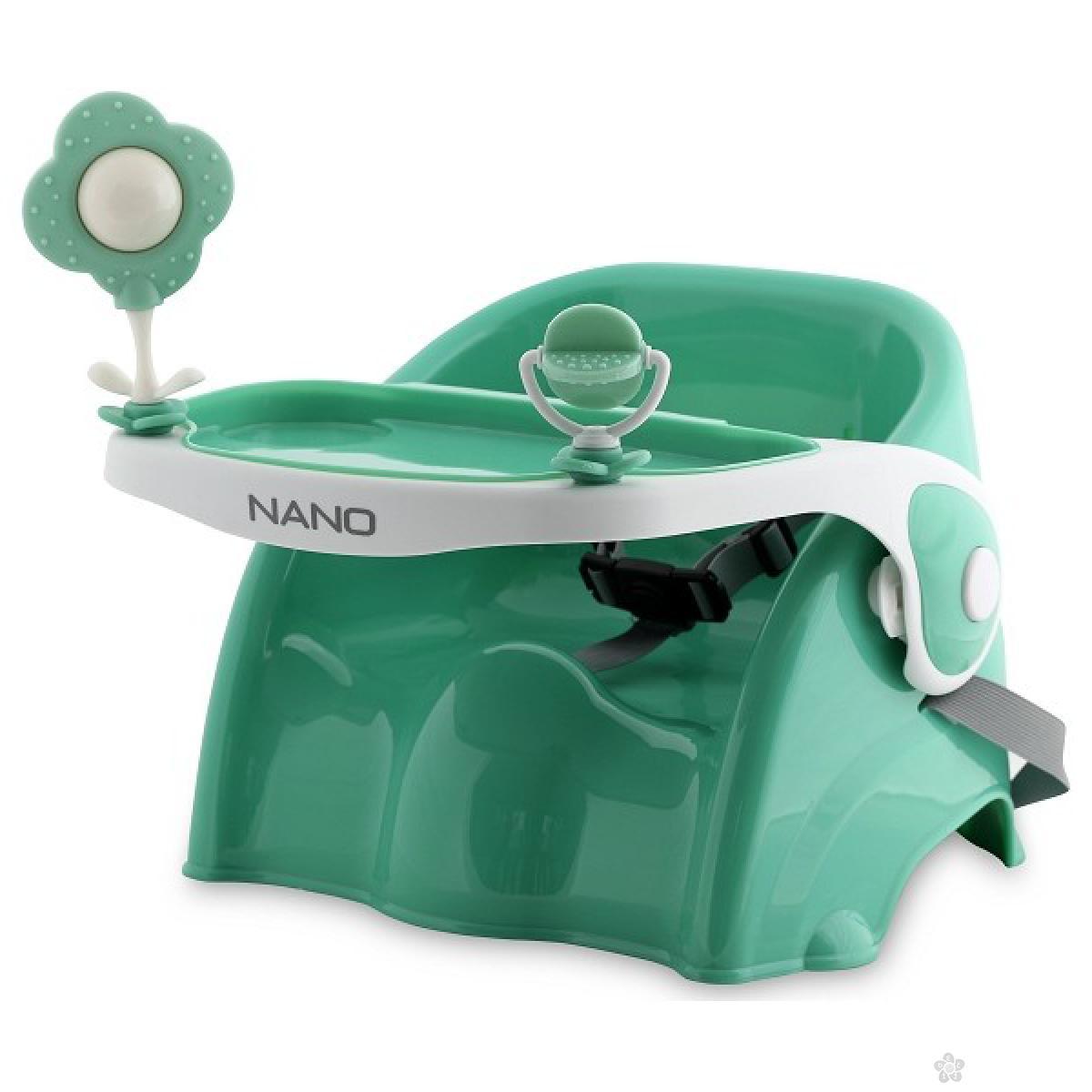 Stolica za Hranjenje (Booster) Nano Green