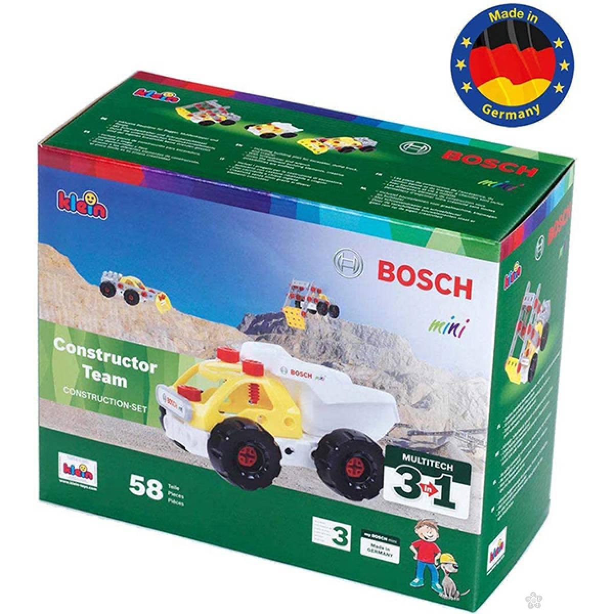 Bosch 3 u 1 Konstruktor tim Klein KL8792
