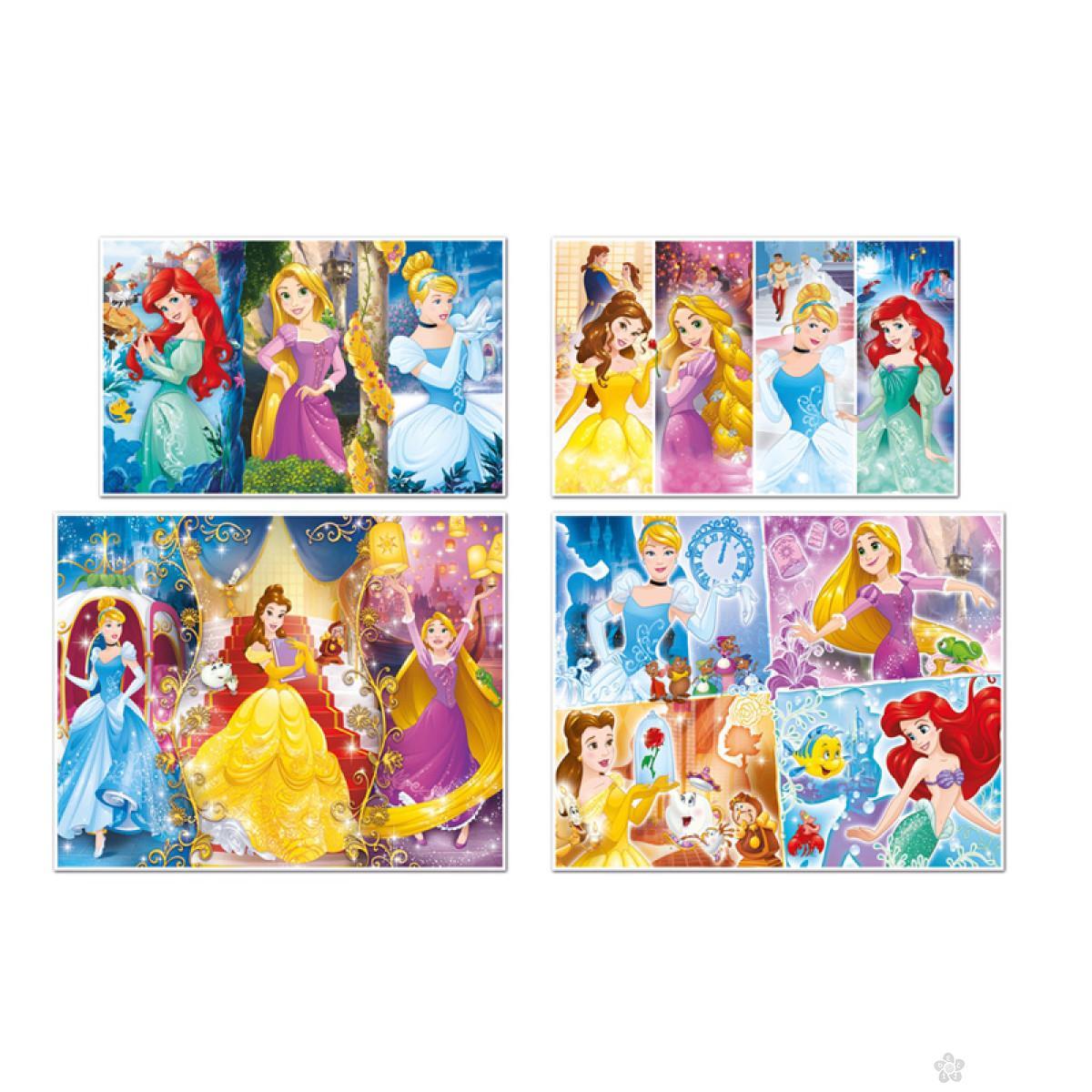 Puzzle 4u1 Princess  CL07721