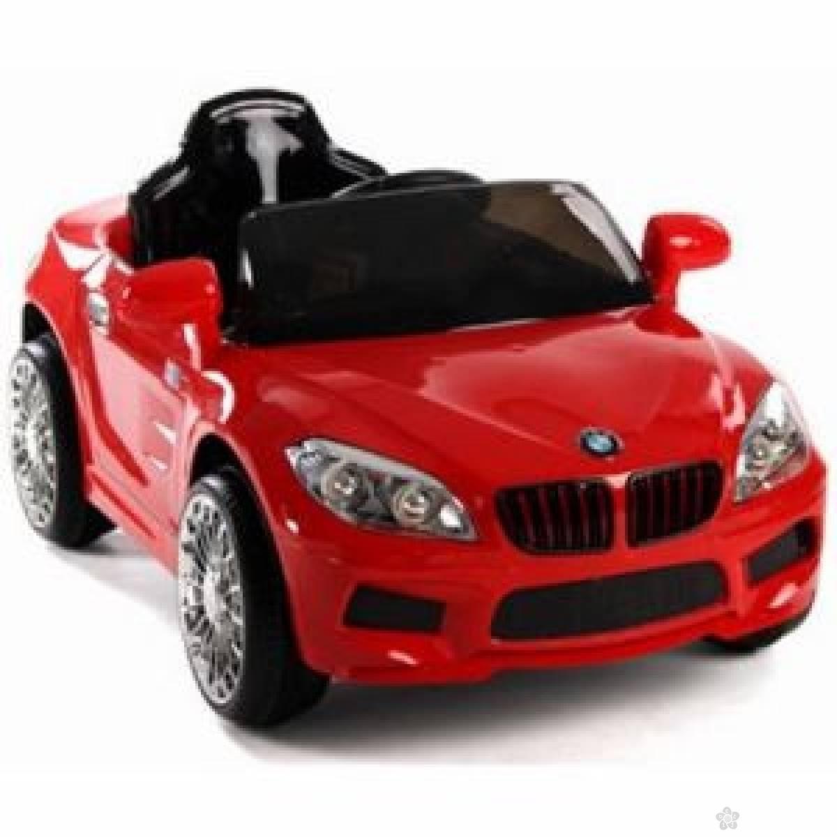 Auto na akumulator 243-1 crveni