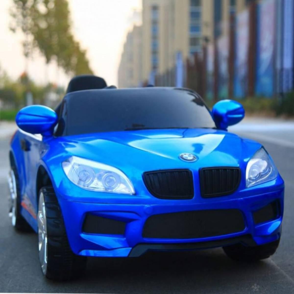 Auto na akumulator 243-1 plavi