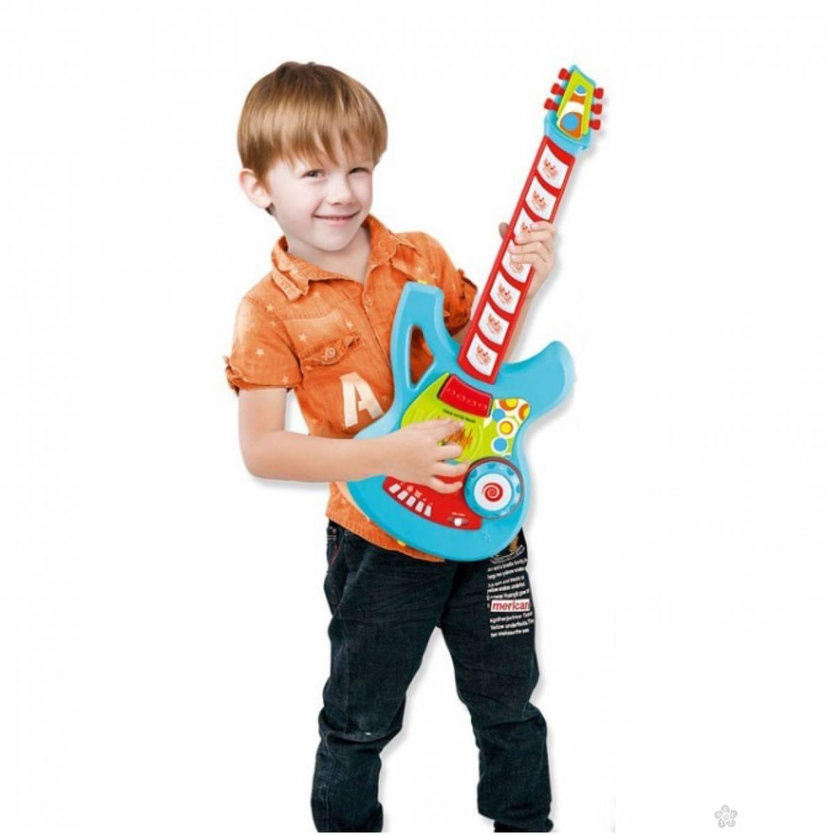 Dečja gitara na baterije