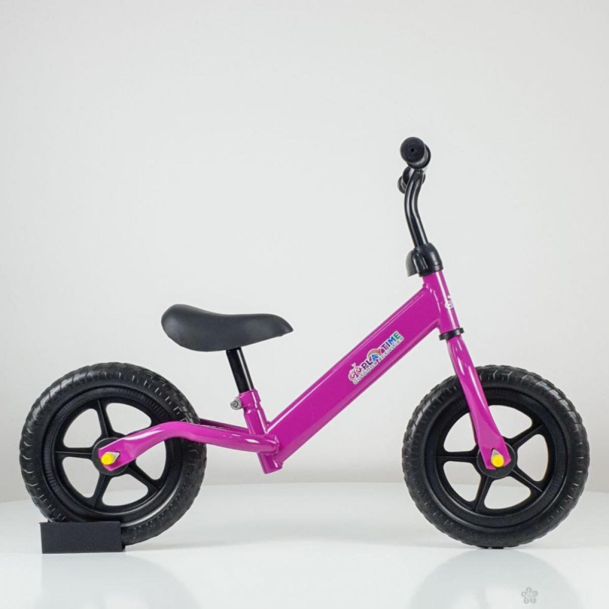 Biciklo za decu Balance bike, model 750 ljubičasti