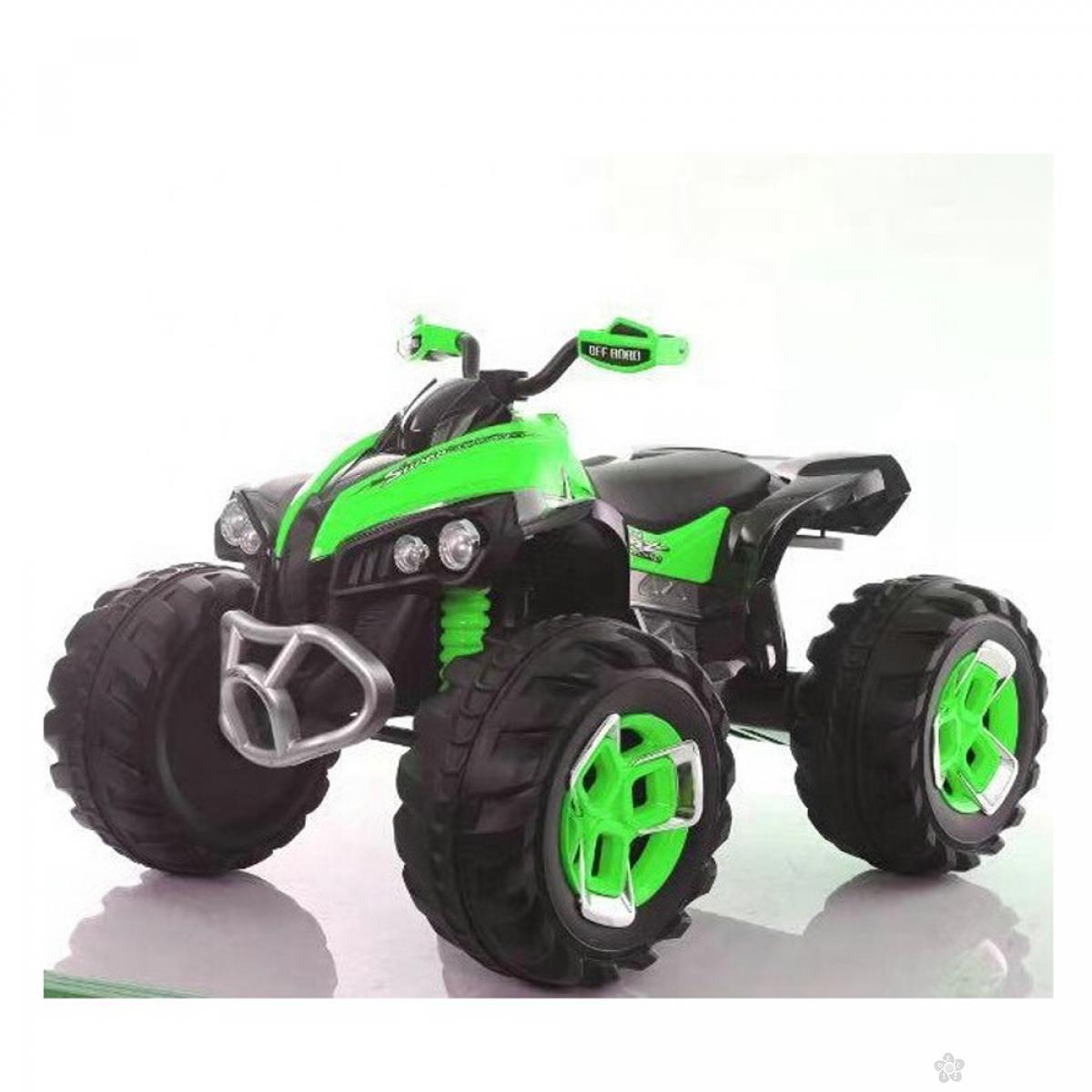 Bagi (quad) model 119 zelena