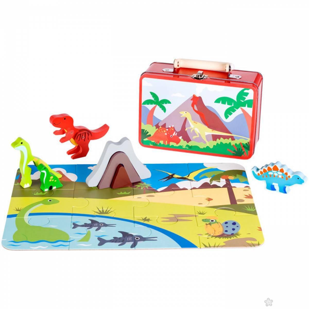 Dinosaurus set 8767