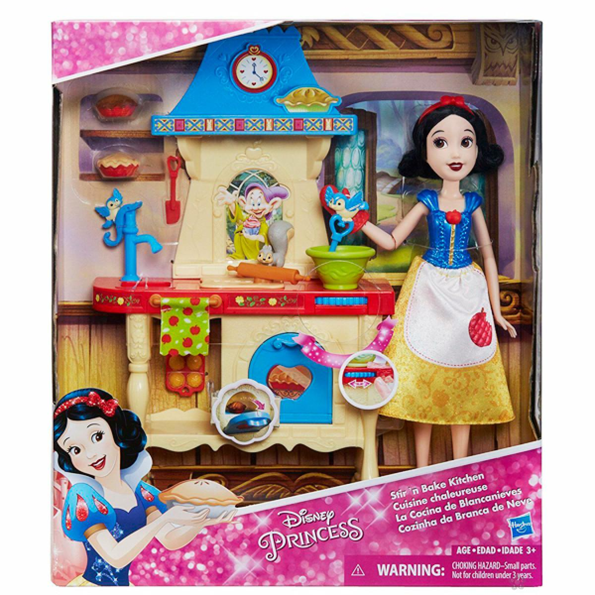 Disney set Snežana + kuhinja C0540
