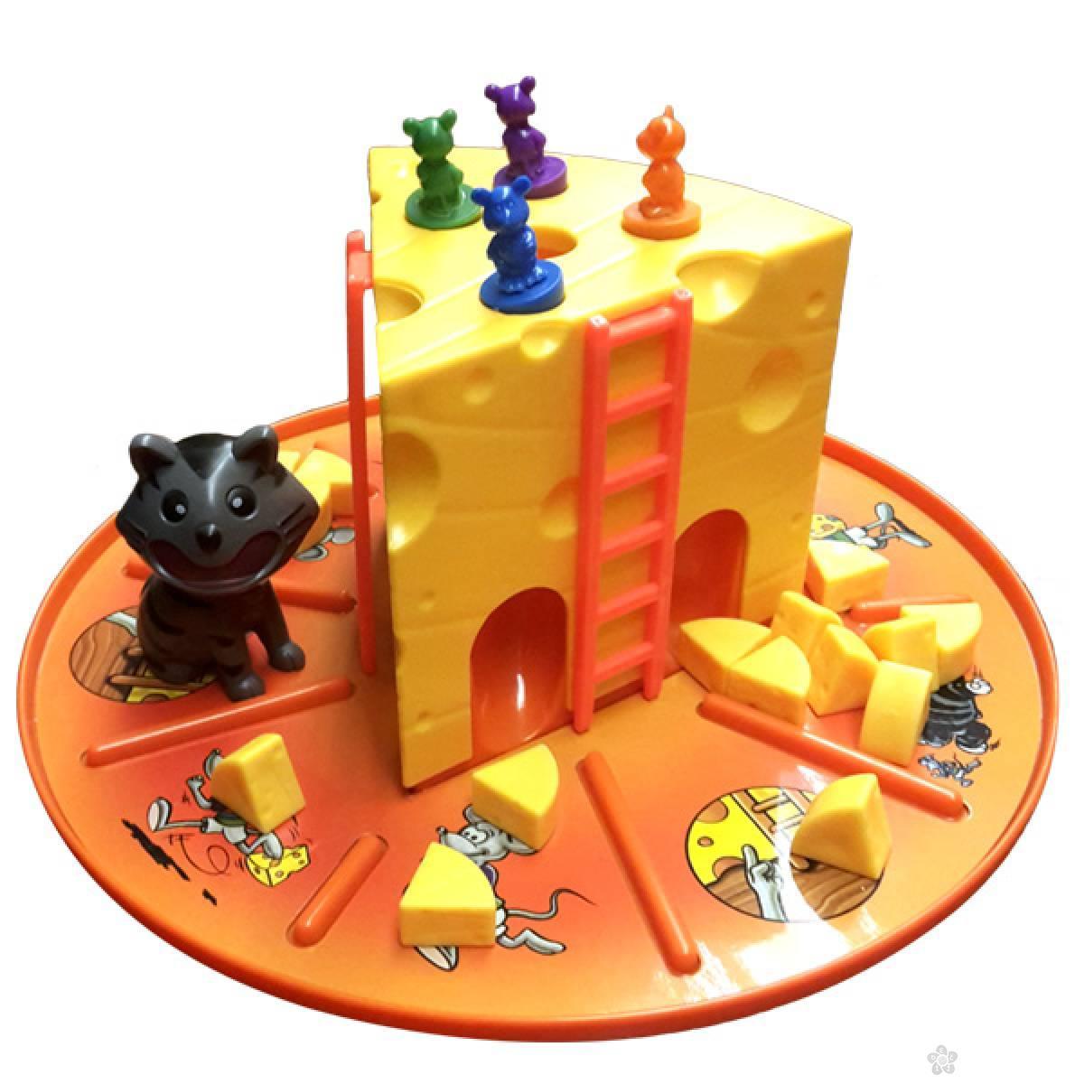 Društvena Igra mačke i miša P-0389
