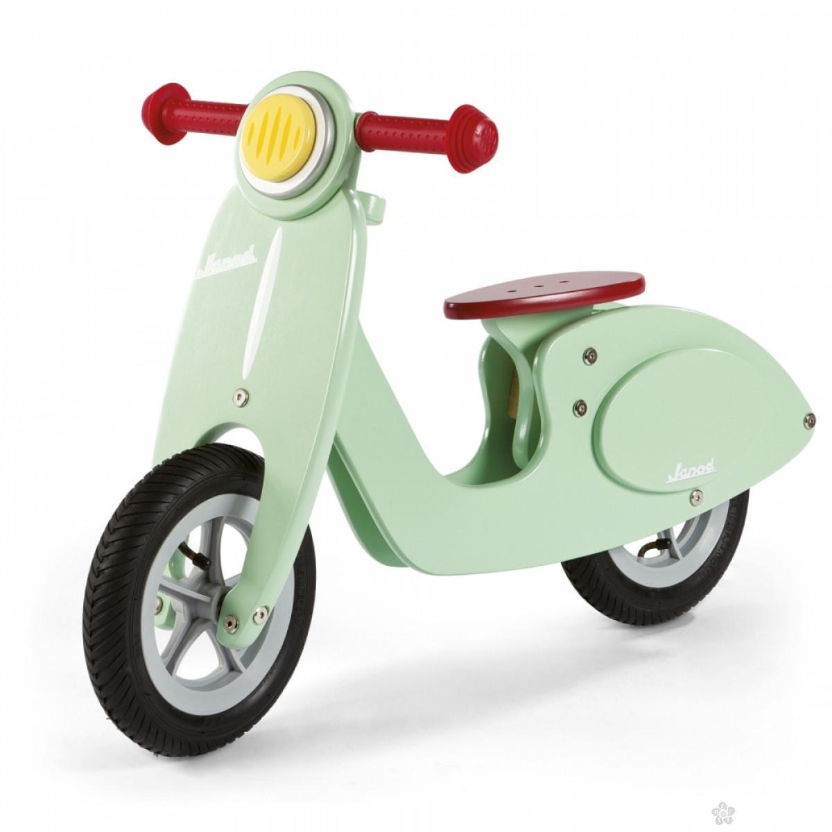 Drveni bicikl Vespa J03243