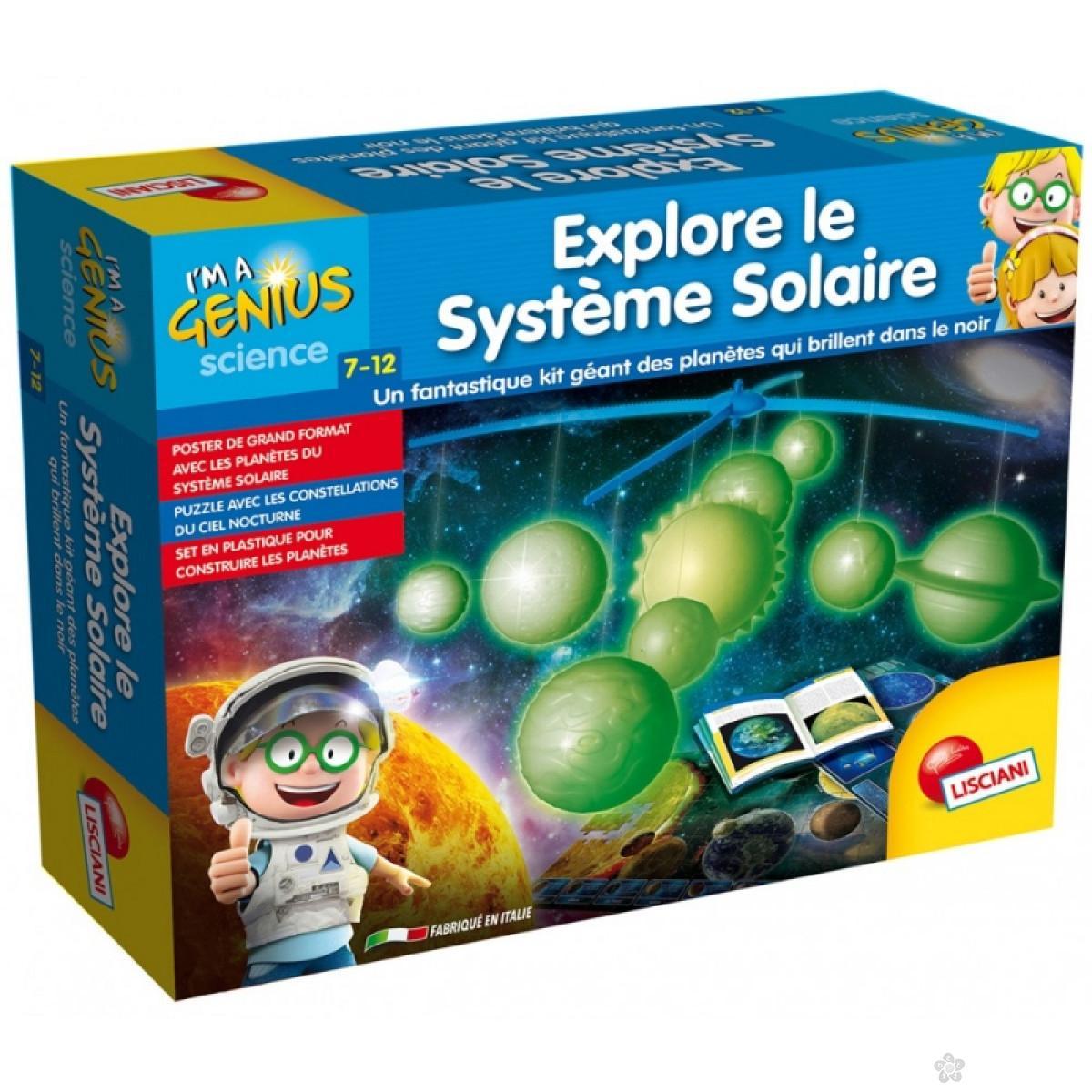 Edukativni set istraži sunčev sistem  43813
