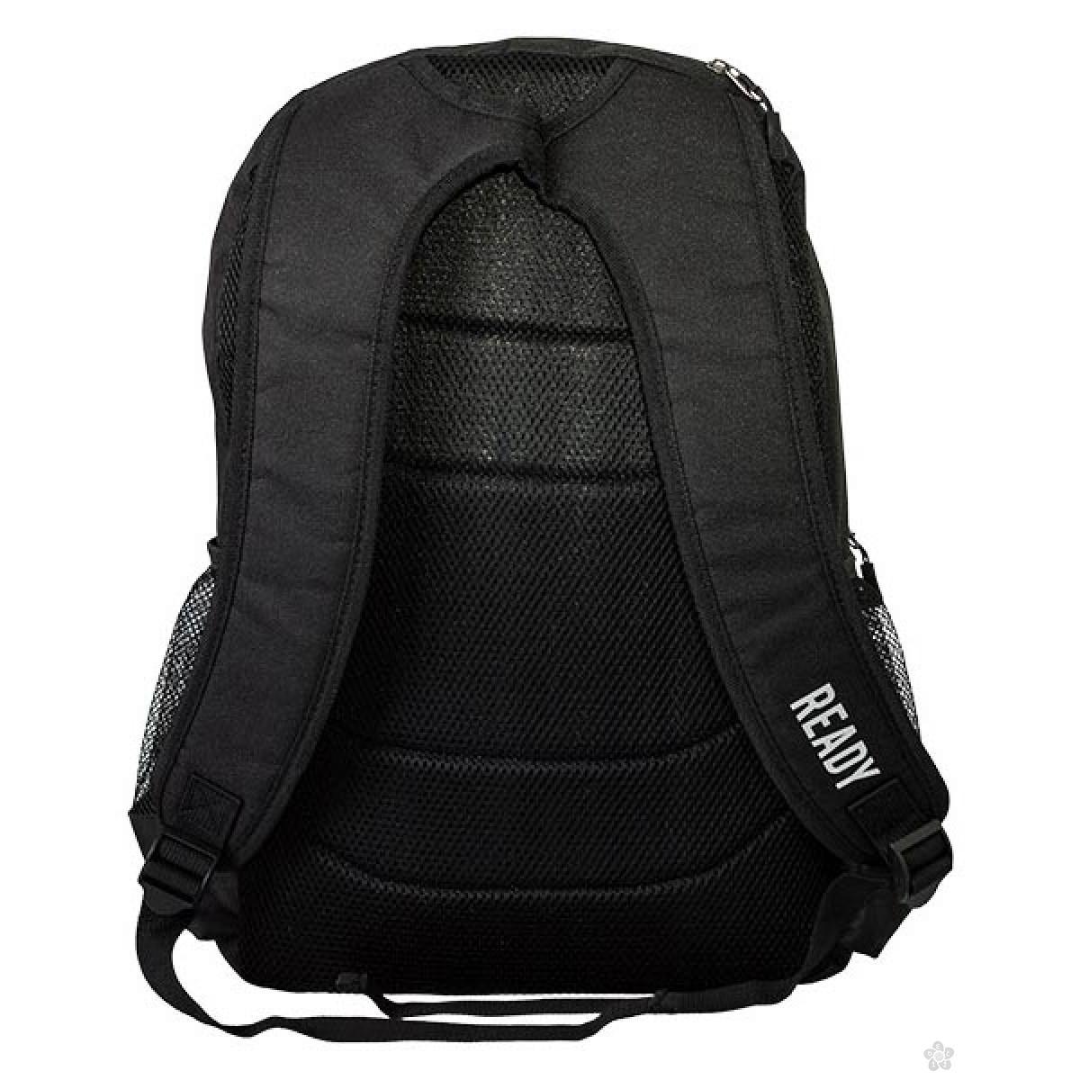 Ergonomski ranac Ready Black 100570
