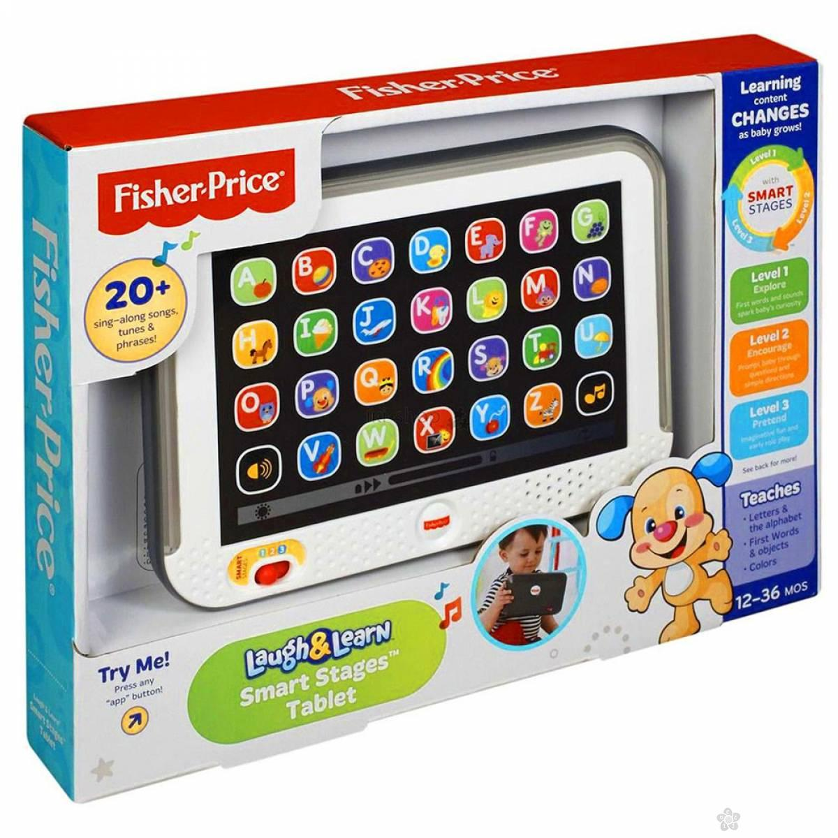 Fisher Price tablet sveznalica MADLM37