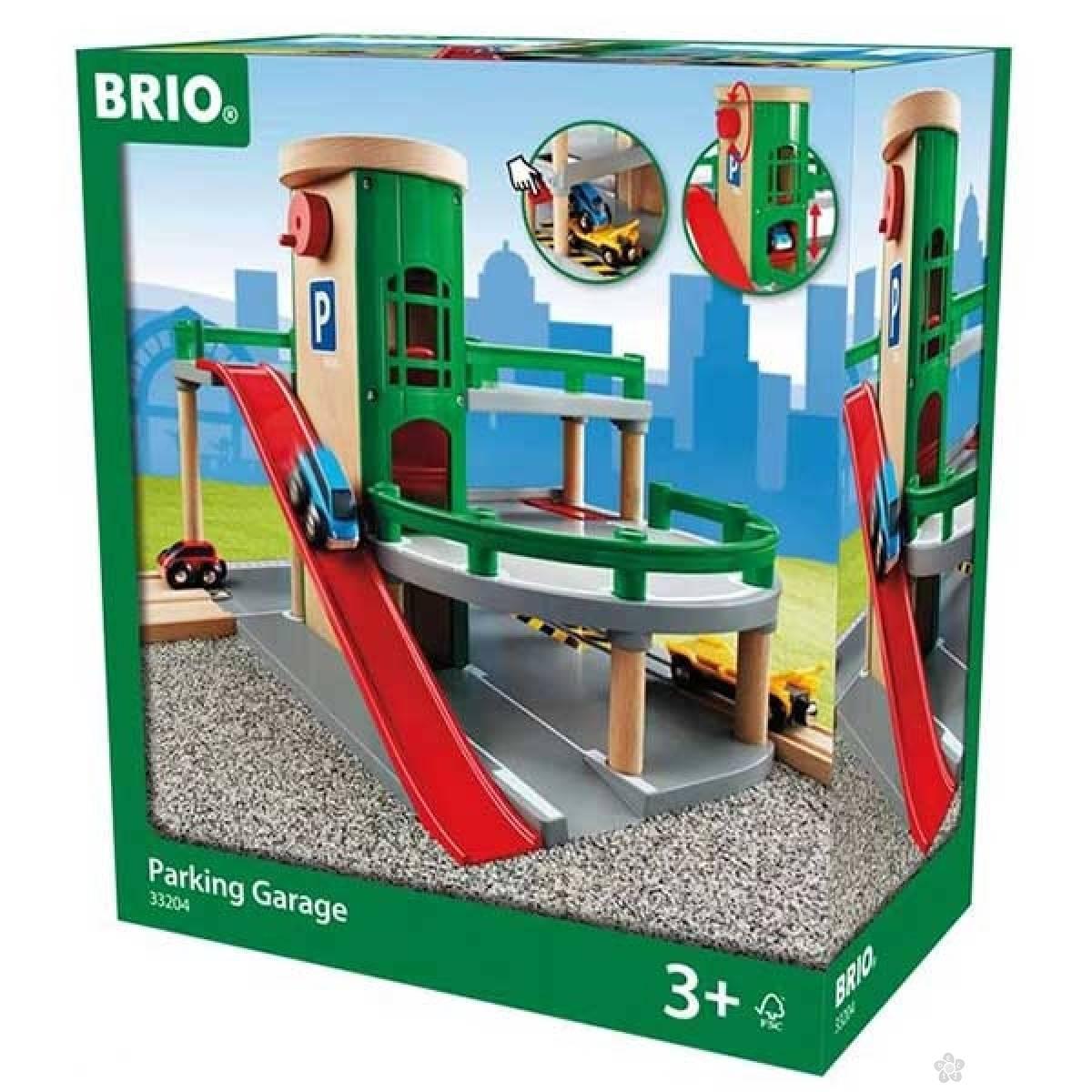 Garaža Brio BR33204