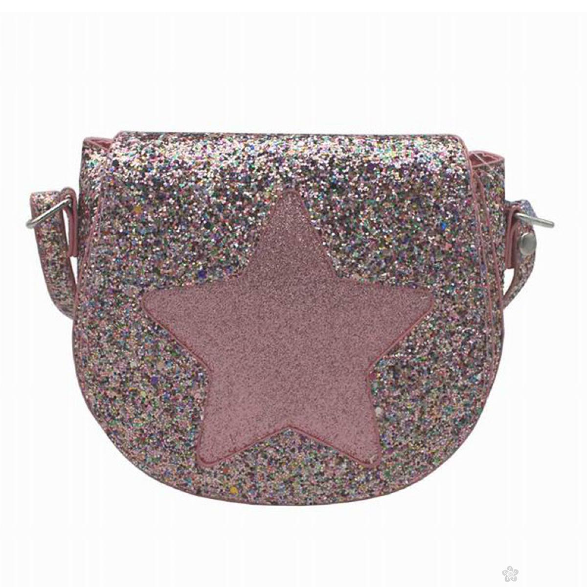 Torba na rame Brit Glitter Star 100753