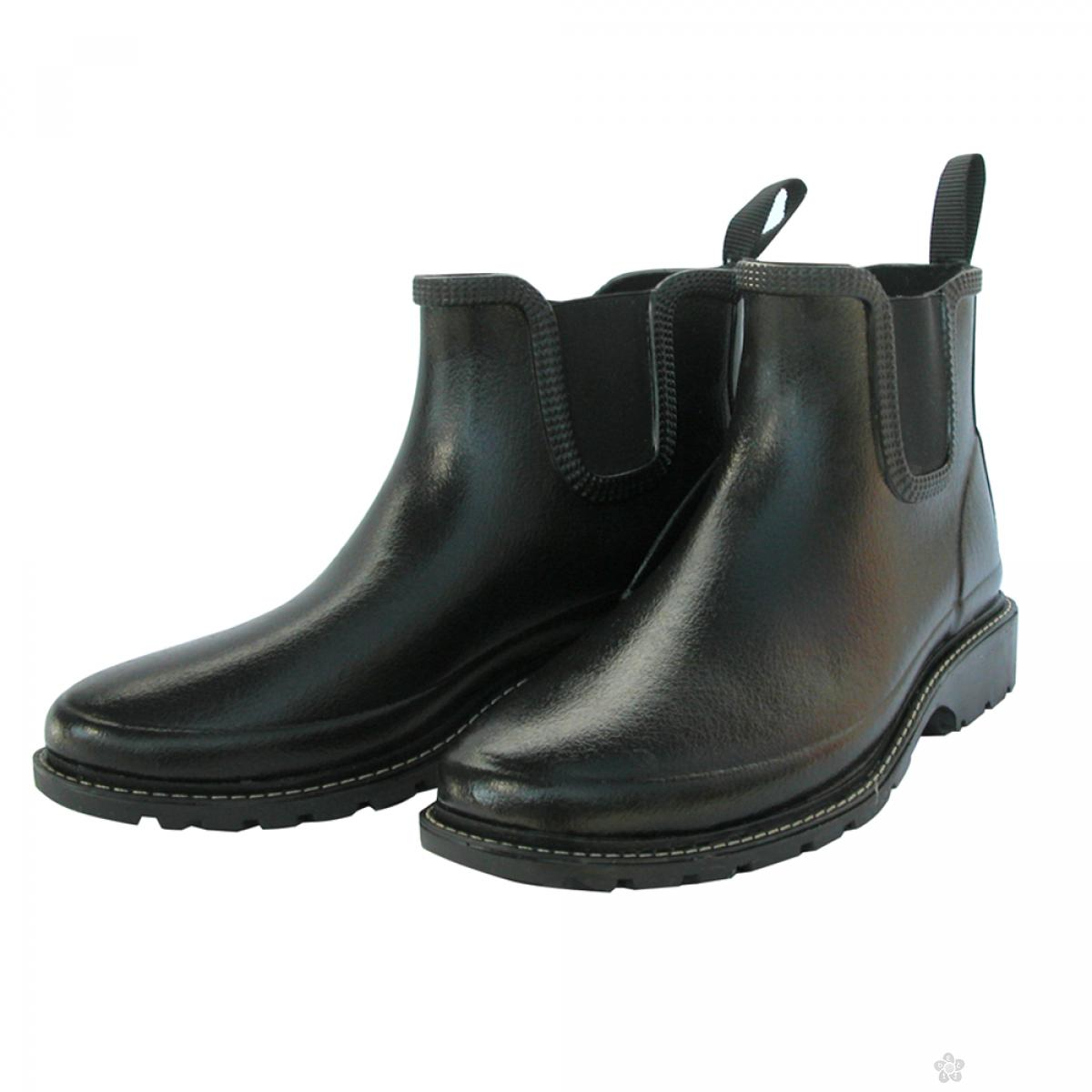 Ženske cipele-gumene crne