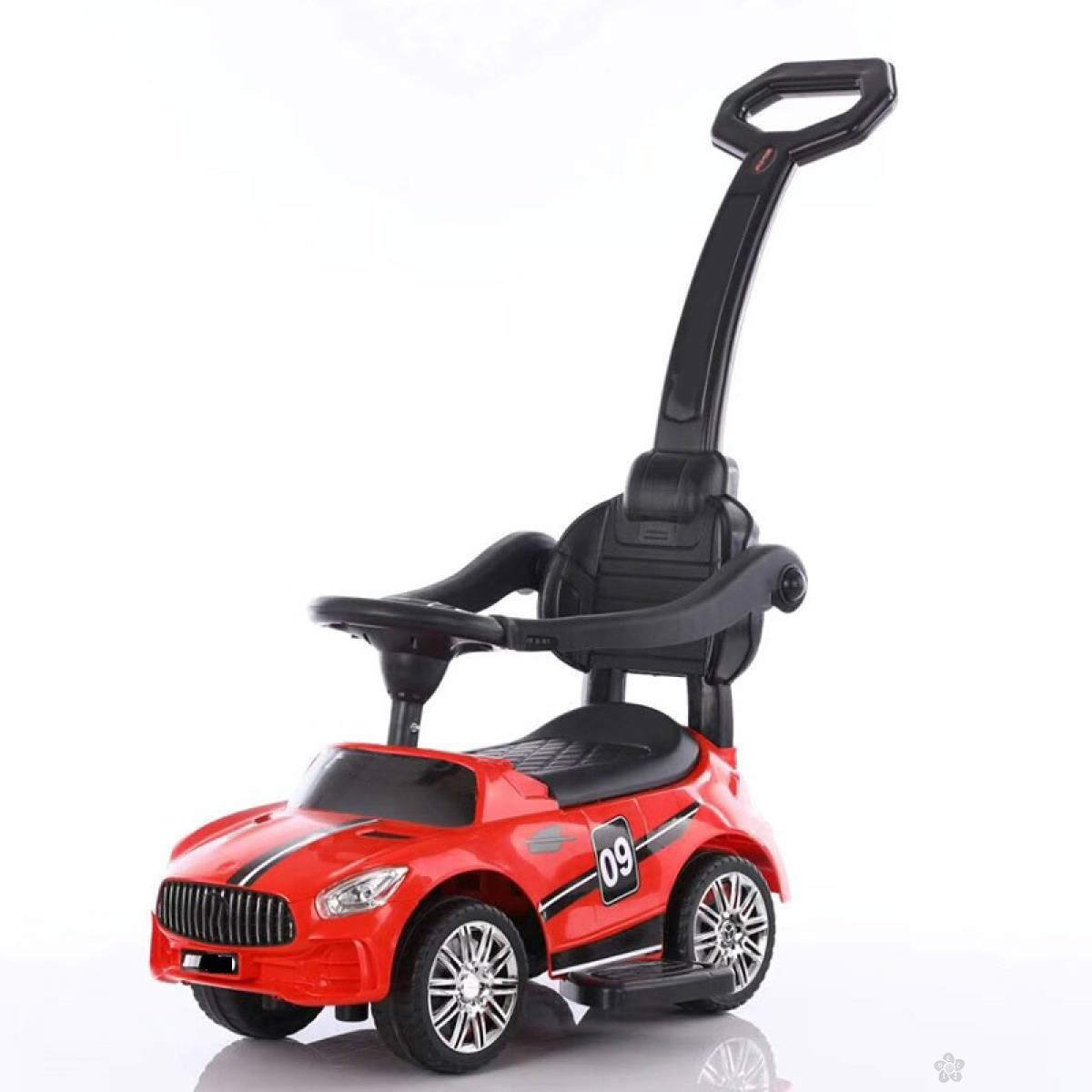 Guralica auto model 459 crvena