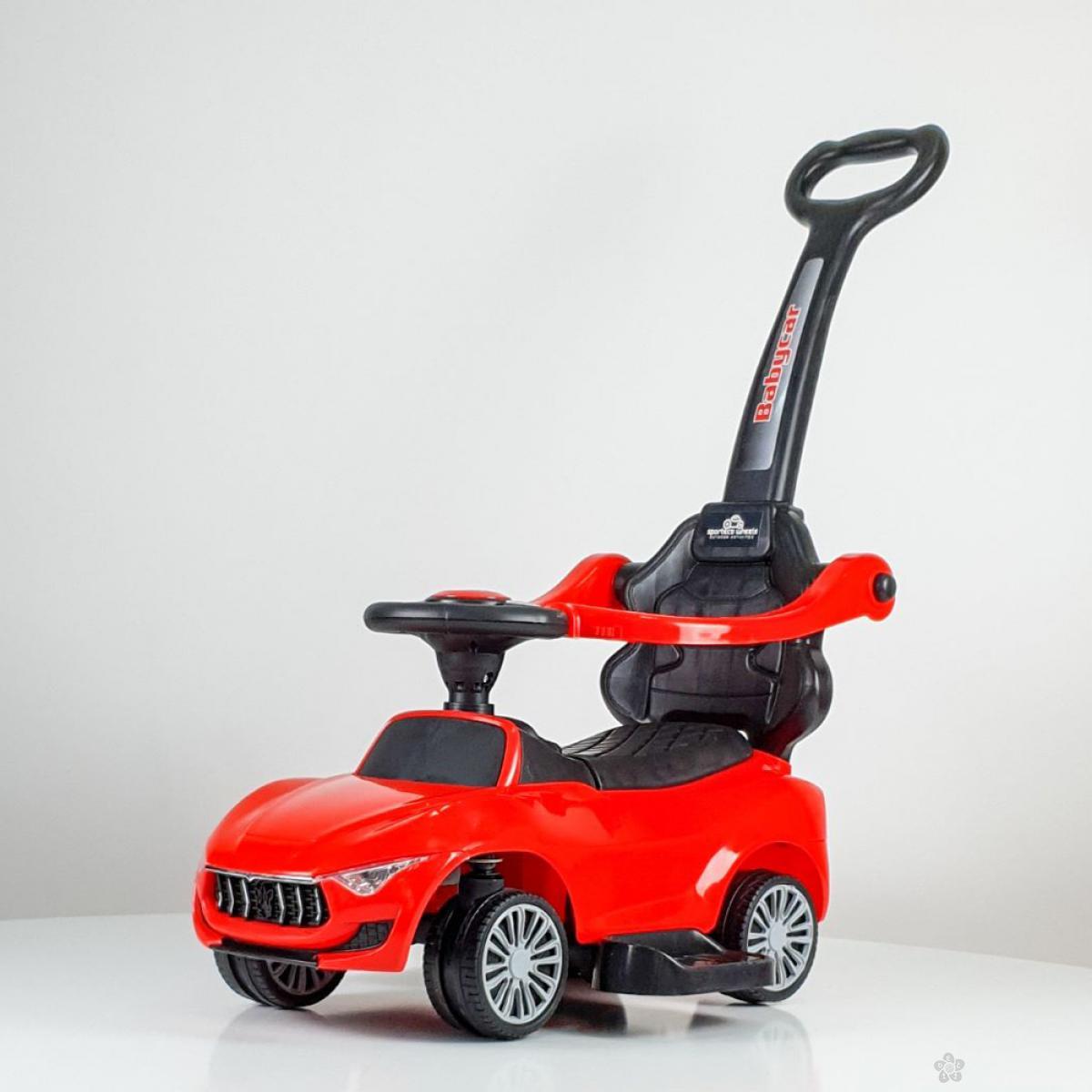 Guralica auto model 460 crvena