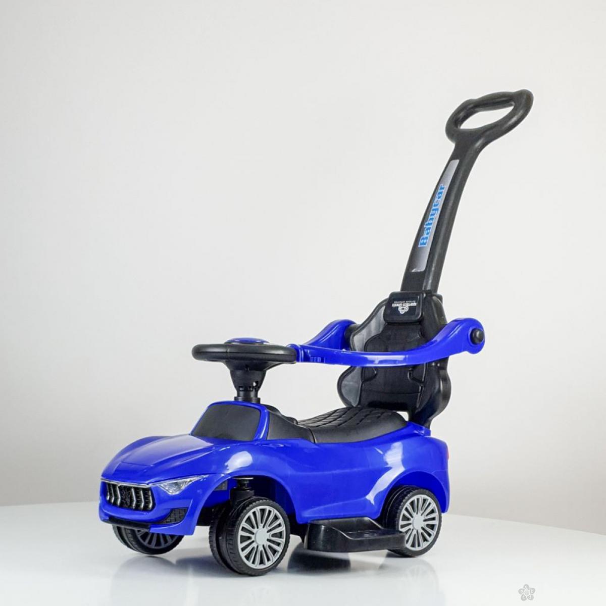 Guralica auto model 460 plava